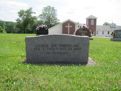 George Joseph Joe Timberlake
