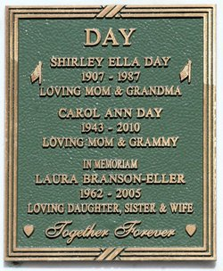 Shirley E. <i>Barnard</i> Day