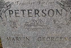 Marvin J. Pete Peterson