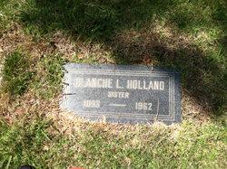 Blanche L Holland