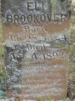Eli Brookover