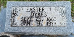 Easter J Dykes