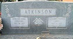 Zerlene Iona <i>Shuler</i> Atkinson