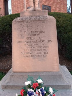 Cass County WWI Memorial