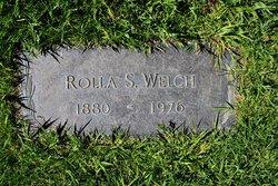 Rolla Samuel Welch