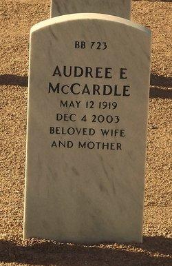 Audree Eloise <i>Head</i> McCardle