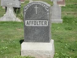 Joseph W Affolter