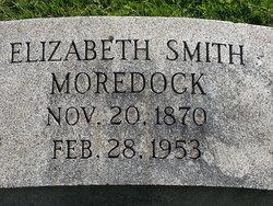 Elizabeth <i>Smith</i> Moredock