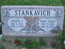 Nora Grace Gracie <i>Scholl</i> Stankavich