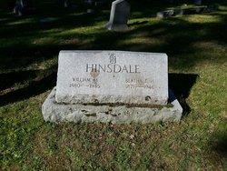 William M Hinsdale, Jr