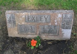 Doris M <i>Goodenow</i> Exley