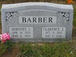 Dorothy Irene <i>Lewis</i> Barber