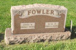 Neal Dow Oscar Fowler