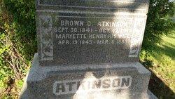 Brown Conklin Atkinson
