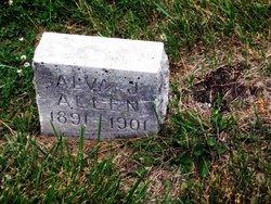 Alva J Allen