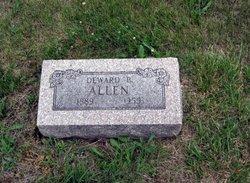 Deward B Allen