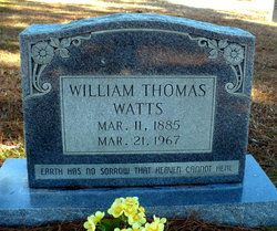William Thomas Watts