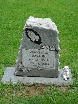 Margaret Ann <i>Henderson</i> Barton