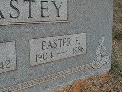 Easter Elizabeth <i>Guffey</i> Hastey
