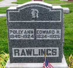 Edward R Rawlings