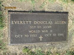 Everett Douglas Allen