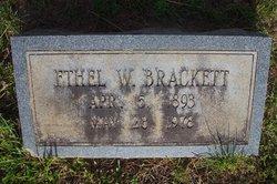 Jennie Ethel <i>Whisnant</i> Brackett