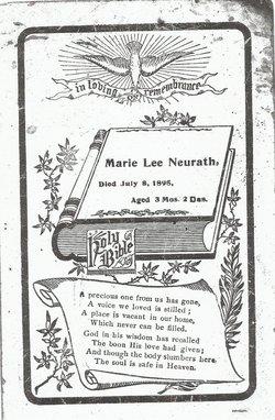 Marie Lee Neurath