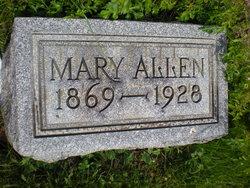 Mary <i>Fletcher</i> Allen