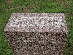 James Mansfield Crayne