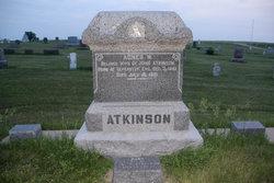 Agnes W Atkinson