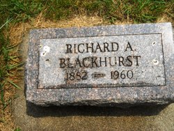 Richard A Blackhurst