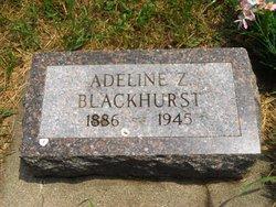 Adeline Z. Blackhurst