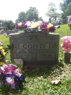 Betty Jane <i>Gadd</i> Coffey