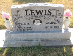 Fred Bernard Lewis