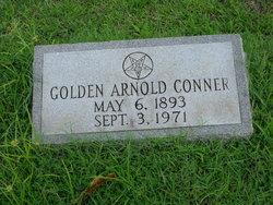 Golden Avis <i>Arnold</i> Conner