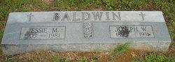 Joseph W. Baldwin, Sr