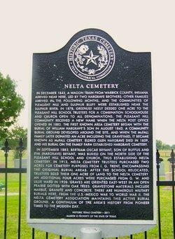 Nelta Cemetery