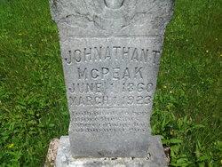 Jonathan T. McPeak