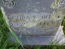 Cora Lee <i>McPeak</i> Bolt