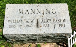 Alice Marian <i>Easton</i> Manning