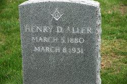 Henry D Aller
