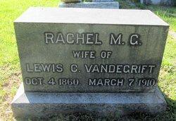 Rachel Mendenhall <i>Garrett</i> Vandegrift