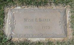 Bessie E. Barker