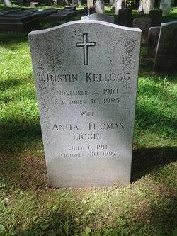 Anita Thomas <i>Ligget</i> Kellogg