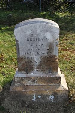 Bertha A. Smith