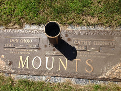 Charles Donald Don Mounts