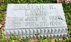 Bolivar R Lamb