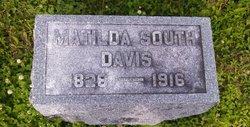 Matilda Free <i>South</i> Davis