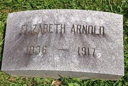 Elizabeth <i>Seegar</i> Arnold