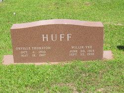 Willie V <i>McBryde</i> Huff